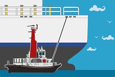 タグボートってどんな船?|小門造船鉄工株式会社 山口県下関市